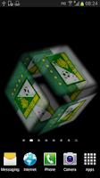 Screenshot of Ball 3D Club León LWP