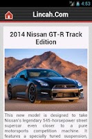 Screenshot of Car News & Pictures