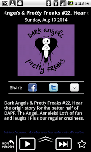 Dark Angels & Pretty Freaks - screenshot