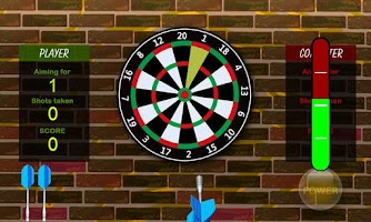 Screenshot of Darts 3D Pro