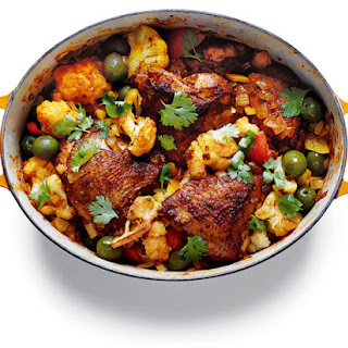 Daniel Boulud's Chicken Tagine