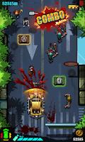 Screenshot of Zombie VS Crazy Driving