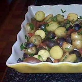 Mediterranean Potato Side Dishes Recipes