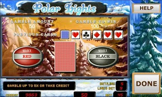 Screenshot of Polar Lights