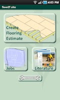 Screenshot of floorIT site