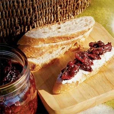 Spiced Fig-and-Zinfandel Compote
