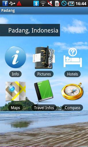印尼巴東,