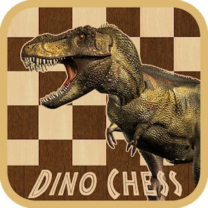 Cover art Checkonaut Dino Chess