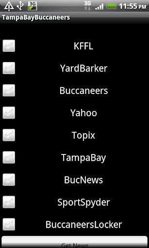 Tampa Bay Buccaneers News