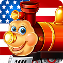 Toot Toot USA icon