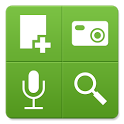 **The latest version of Evernote is required in order to use the Evernote Widget app** The Evernote Widget lets you go directly APK Icon