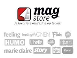 Screenshot of MagStore be