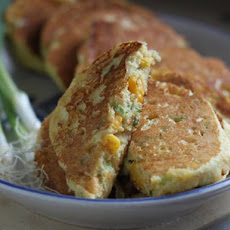 Gluten-Free Tuesday: Corn-Scallion Pancakes