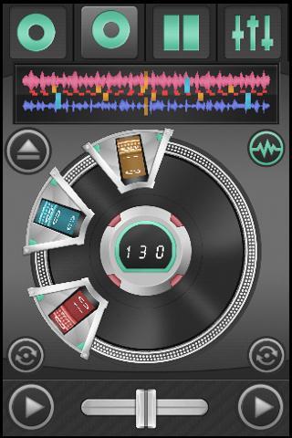 DJ PRO - screenshot