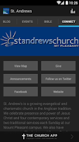 Screenshot of St. Andrew's ~ Mt. Pleasant