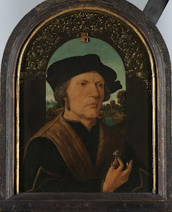 RIJKS: workshop of Jacob Cornelisz. van Oostsanen: painting 1518