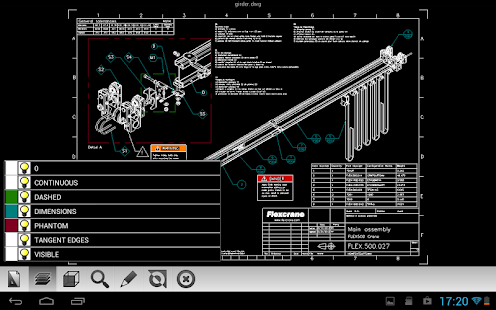 Free etoolbox mobile cad viewer apk for windows 8 for Online cad editor