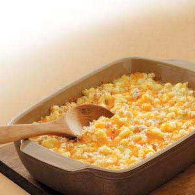 Rich 'n' Cheesy Macaroni