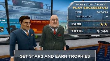 Screenshot of Mobile Linebacker - Football