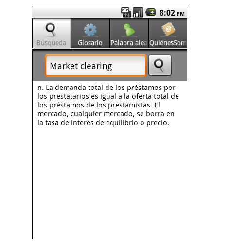 Spanish BusinessFin Dictionary 教育 App LOGO-硬是要APP