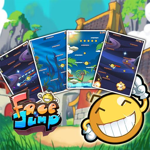 休閒App|怪诞大跳跃 LOGO-3C達人阿輝的APP