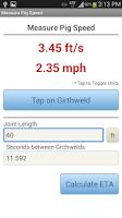 Screenshot of Armadillo Toolbox - Pig Speed