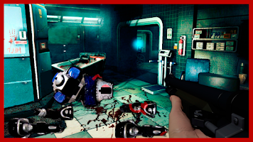 Screenshot of Escape from the terrible house