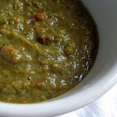 Spicy-Smoky-Soulful Lentil Soup