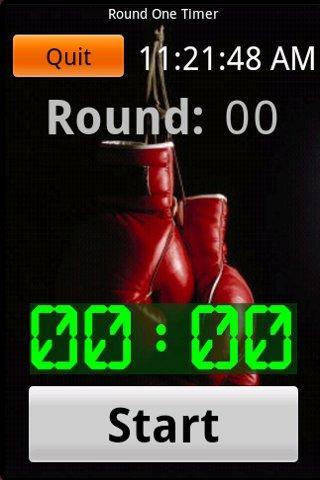 Round One Timer