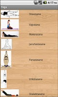 Screenshot of Yoga for all