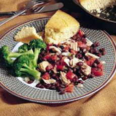 Tuna Salad With Black Beans