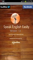 Screenshot of Speak English Easily_Portugues