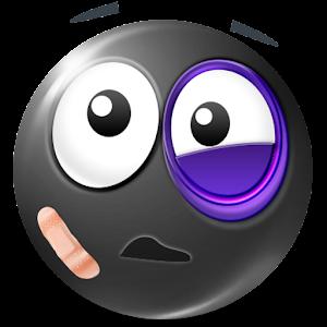 Black Smileys by Emoji World ™ For PC / Windows 7/8/10 / Mac – Free Download