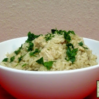 Chicken Rice Pilaf for a Hometown Food #SundaySupper