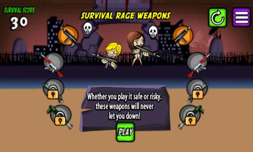 Pretty Girls VS Zombies HD - screenshot
