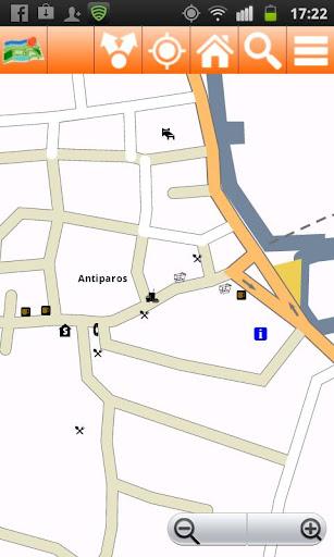 Cyclades Greece Offline Map
