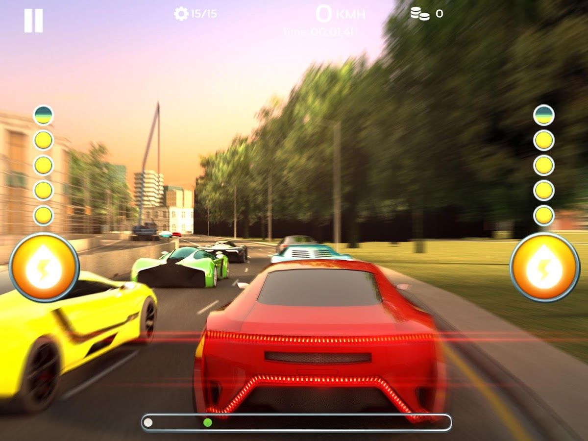 Racing 3D: Asphalt Real Tracks Screenshot 13