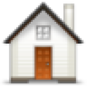 Mortgage calculator. icon