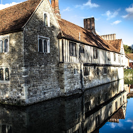 Ightham by Vince Apps - Buildings & Architecture Other Exteriors ( ightham )
