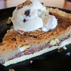 Chocolate Chip Cookie Tart