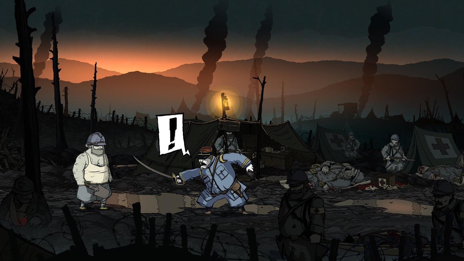Valiant Hearts : The Great War Screenshot 13