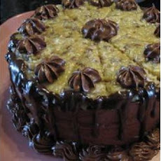 German Sweet Chocolate Cake I