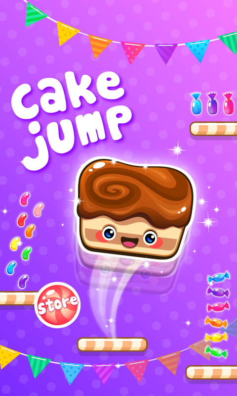 Cake Jump Screenshot 0