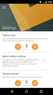 Morning Routine - Alarm Clock Screenshot