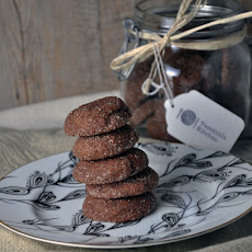Chocolate Gingersnaps