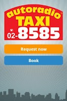 Screenshot of taxicab  radiotaxi 8585 Milano