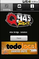Screenshot of q945rocks