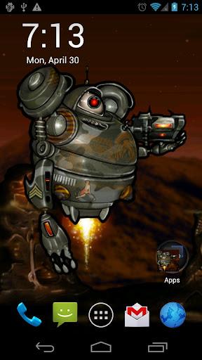 機器人隊免費壁紙