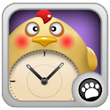 Snooze Clock - Friendly clock icon