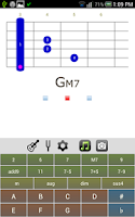 Screenshot of DS Guitar Chord